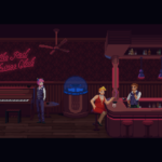 The Red Strings Club - Screen 1