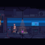The Red Strings Club - Screen 4