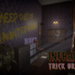 INFRAMON Trick Or Treat Pictures Press 2