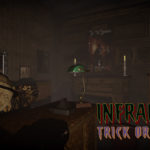 INFRAMON Trick Or Treat Pictures Press 4